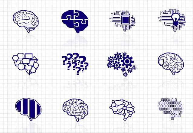 Vários cérebros