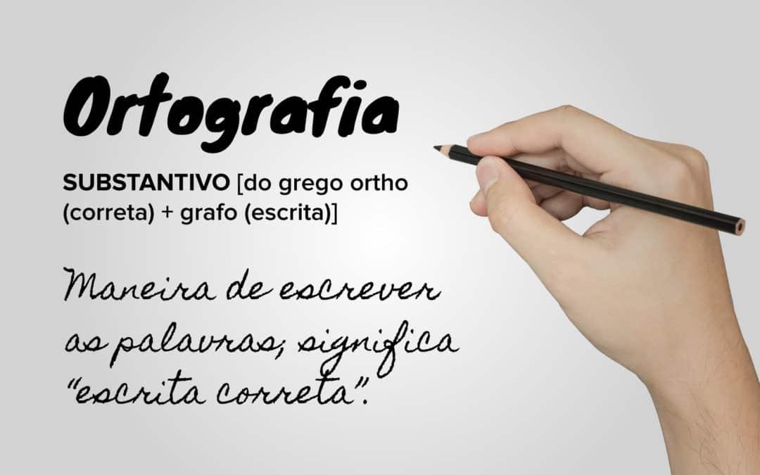 Descubra se você sabe escrever corretamente | Ortografia – teste seu NÍVEL