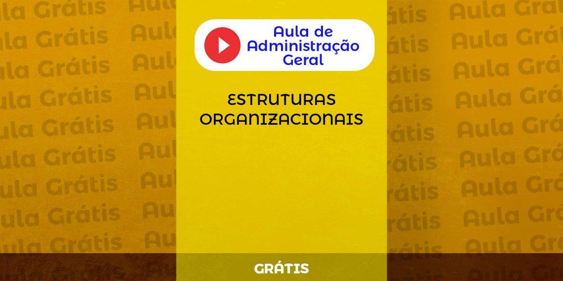 Estruturas-Organizacionais-Resumo-Mapas-Mentais